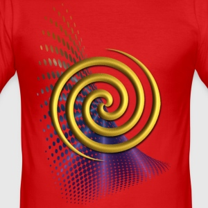 HYPNOSE | Slim Fit Shirt - Männer Slim Fit T-Shirt