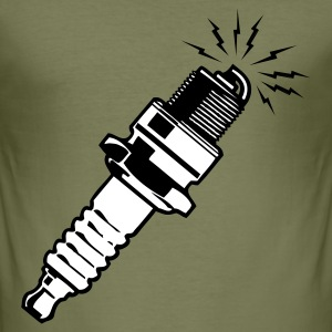SPARK PLUG - slim fit T-shirt