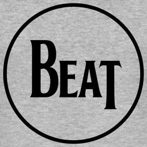 beat beats music musik T-Shirts - Männer Slim Fit T-Shirt