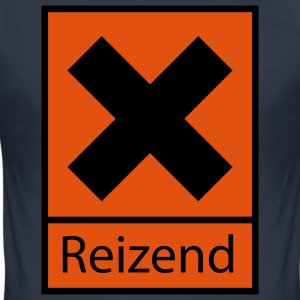 Reizend T-Shirts - Männer Slim Fit T-Shirt