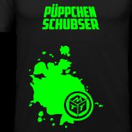 Motiv ~ Püppchen Schubser | Slim fit