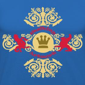 Motiv ~ Be a king, t-shirt