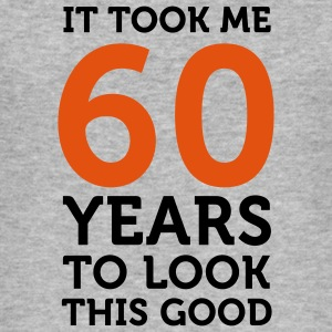 60 Years To Look Good 1 (2c)++ T-shirt - Maglietta aderente da uomo
