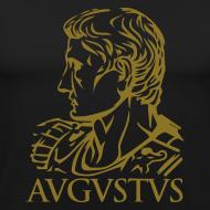 Diseño ~ Camiseta Slim Fit Augustus