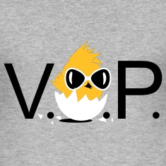 V.I.P. Chick with sunglasses T-Shirts
