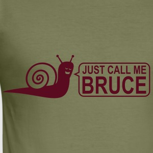 Bruce - Slak T-shirts - slim fit T-shirt