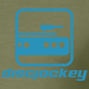 discjockey - Men's Slim Fit T-Shirt