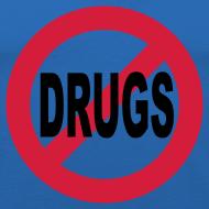 Design ~ No Drugs t-shirt