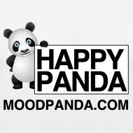 Design ~ Happy Panda - Men's Slim Fit