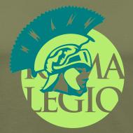 Diseño ~ Hombre camiseta Ajustada Roman Legio