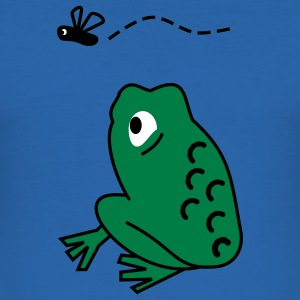 frog ambush T-Shirts - Men's Slim Fit T-Shirt