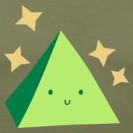 Design ~ Pyramid T-Shirt Green