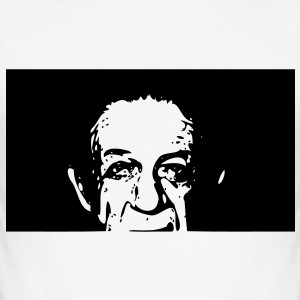 sid james T-Shirts - Men's Slim Fit T-Shirt