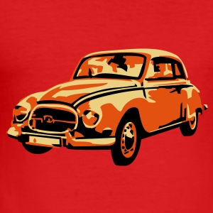 Old Fashioned - Männer Slim Fit T-Shirt