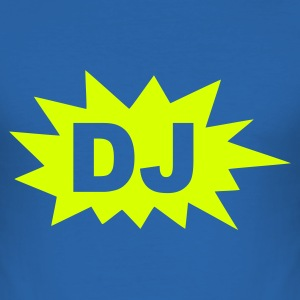 DJ - Männer Slim Fit T-Shirt