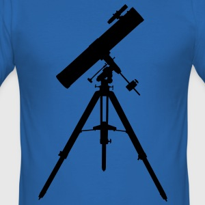 telescope profession Tee shirts - Tee shirt près du corps Homme