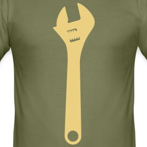 wrench profession T-shirts - slim fit T-shirt