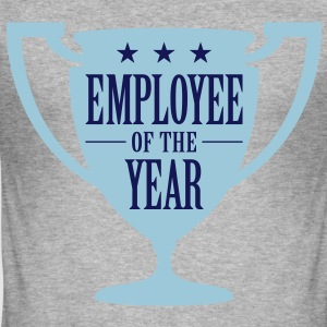 Employee Ofthe Year 2 (2c)++ T-shirts - slim fit T-shirt