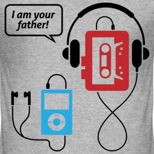 I Am Your Father 2 (dd)++ T-shirt - Maglietta aderente da uomo