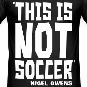 Design ~ This Is Not Soccer