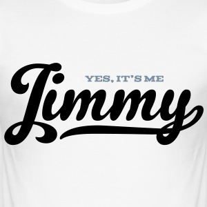 Jimmy (Yes It's Me) - slim fit T-shirt