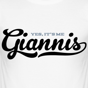 Giannis (Yes, It's Me) - slim fit T-shirt