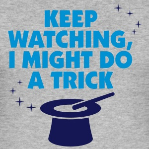 Keep Watching 1 (2c)++ T-shirt - Maglietta aderente da uomo