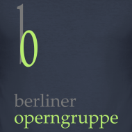 Motiv ~ Herren Slim-Fit T-Shirt Berliner Operngruppe