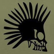 Motif ~ T-shirt homme SKULL PUNK