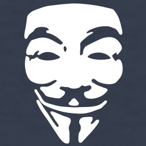 GUY FAWKES, anonymous Tee shirts - Tee shirt près du corps Homme