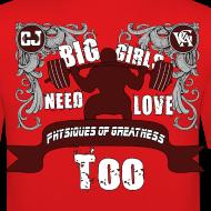 Design ~ Big Girls Need Love Too BACK