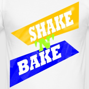 Shake 'n' Bake Will Ferrell Fan Men's Tee - Men's Slim Fit T-Shirt