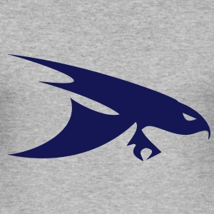 bird of prey T-Shirts - Men's Slim Fit T-Shirt