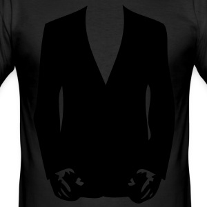 costume mariage1 Tee shirts - Tee shirt près du corps Homme