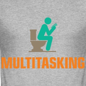 Multitasking 1 (dd)++ T-shirts - slim fit T-shirt