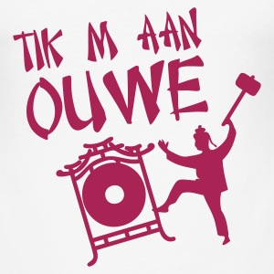Tik m aan - slim fit T-shirt