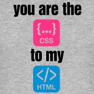 You Are The Css 4 (3c)++ T-skjorter - Slim Fit T-skjorte for menn