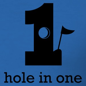 Hole in one - slim fit T-shirt