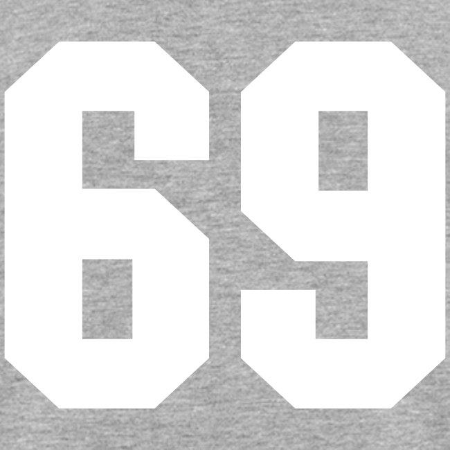 T.skjorte med 69 motiv