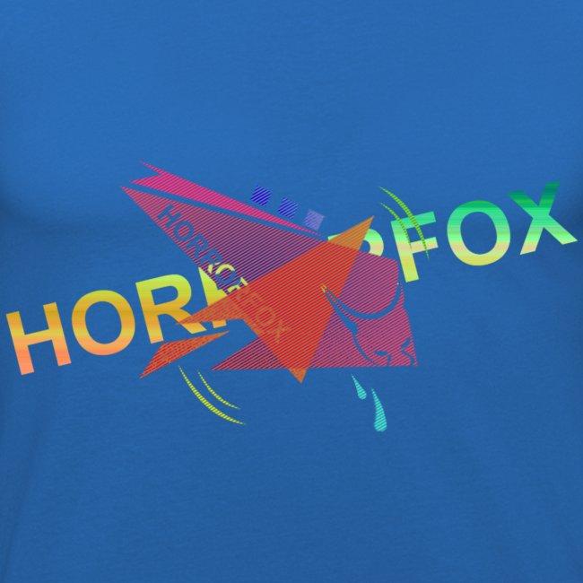 HorrorFox Complex Slim-Fit Men's Tee