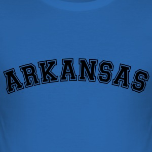 Arkansas T-Shirts - Men's Slim Fit T-Shirt