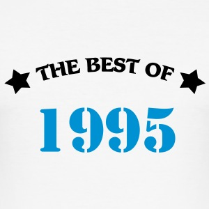 The Best of 1995 T-Shirts - Männer Slim Fit T-Shirt