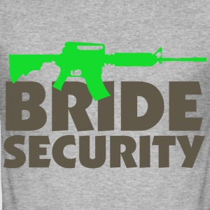 Bride Security 3 (dd)++ T-Shirts - Männer Slim Fit T-Shirt