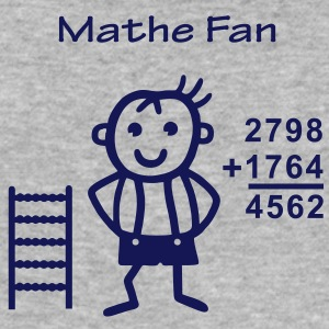 Mathe Fan T-Shirts - Men's Slim Fit T-Shirt