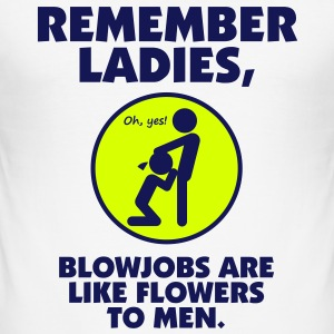 Remember Ladies 1 (2c)++2012 T-Shirts - Männer Slim Fit T-Shirt