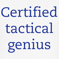 Design ~ Tactical genius