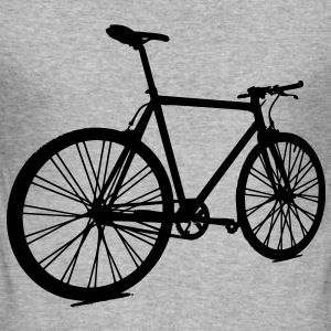 singlespeed T-Shirts - Männer Slim Fit T-Shirt
