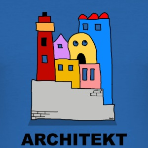 Architekt T-Shirts - Männer Slim Fit T-Shirt