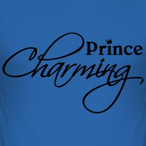 Prince Charming T-Shirts - Männer Slim Fit T-Shirt