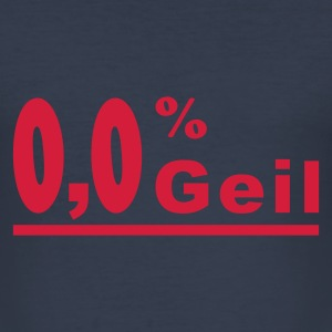 Dark navy geil T-Shirts - Männer Slim Fit T-Shirt